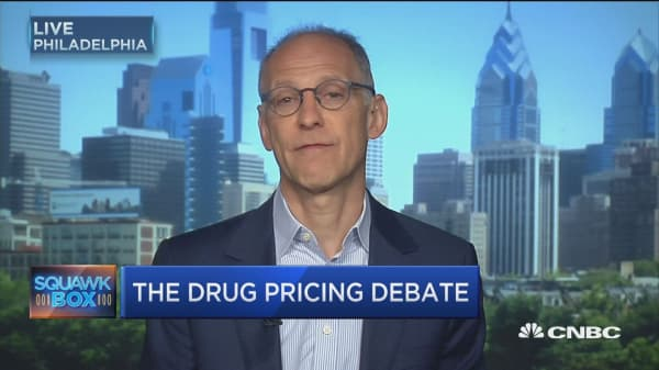 Emanuel: Goverment regulation needed to keep drug prices reasonable