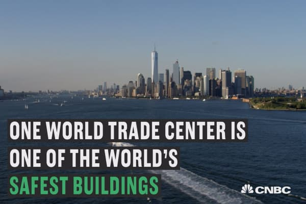 See why One WTC is one of the safest buildings in the world