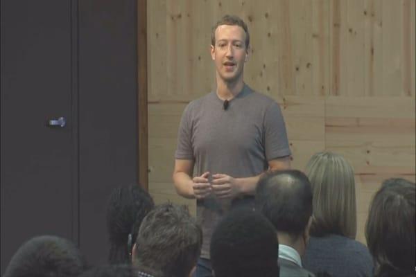 Mark Zuckerberg to unveil his robot butler