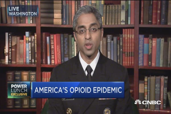 Surgeon General on opioids, zika and drug costs