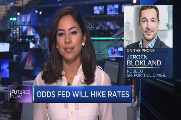 Fed should hike rates: Blokland