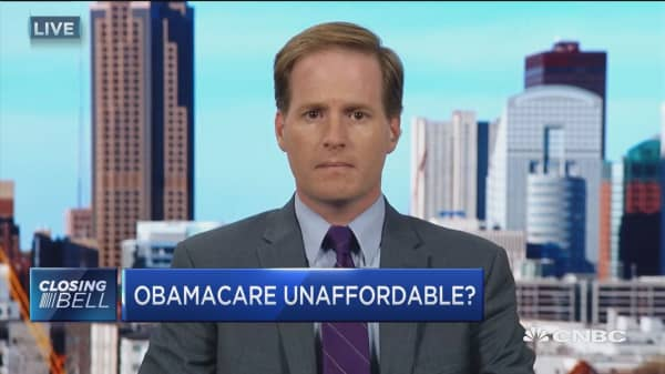 Obamacare unaffordable?