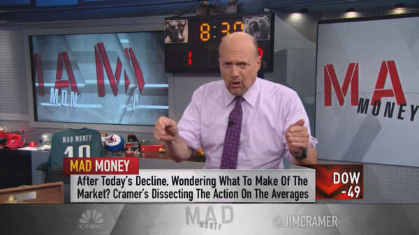 Cramer: Obvious consolidation coming for four sectors to survive