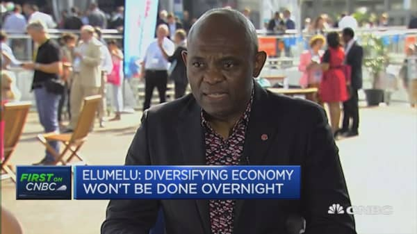 What's good for the private sector is good for society: Tony Elumelu