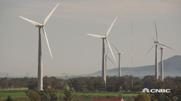 South Africa trains up clean energy talent