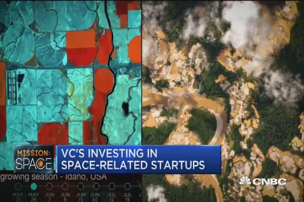 VCs in space