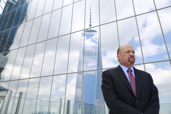 Cramer reflects on 9/11, rebirth of Trade Center site in new