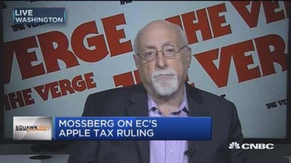 Mossberg on Apple after Steve Jobs