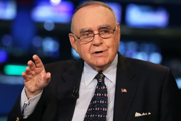 Hedge-fund manager Leon Cooperman