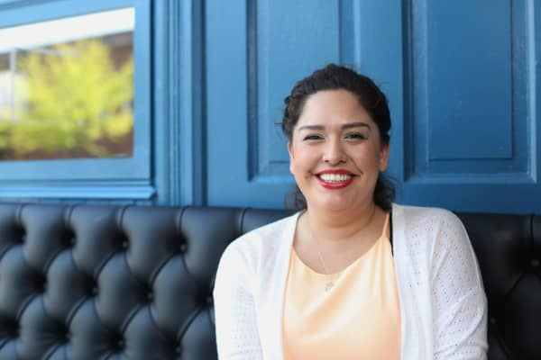 Maria Gonzalez, general manager of Gino's East Pilsen