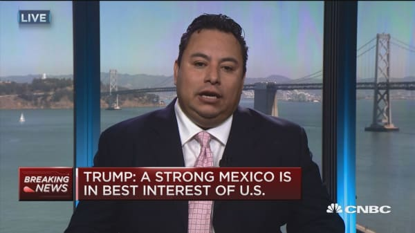 Gutierrez: Trump reminds us we have country to protect