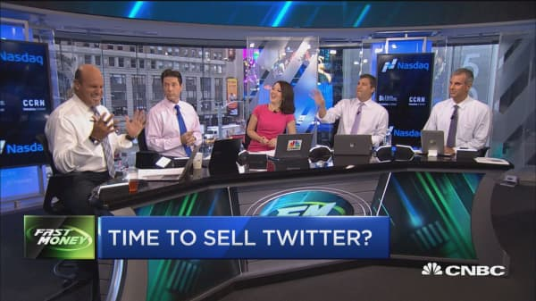 Time to sell Twitter?