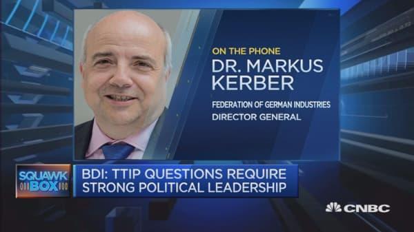 Have TTIP talks really failed?