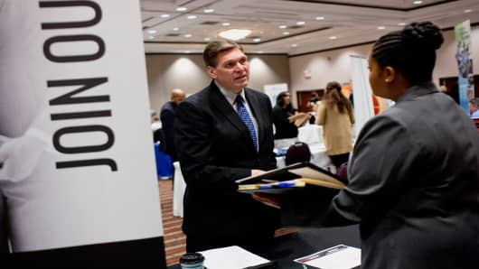 Jobless claims rise less than expected