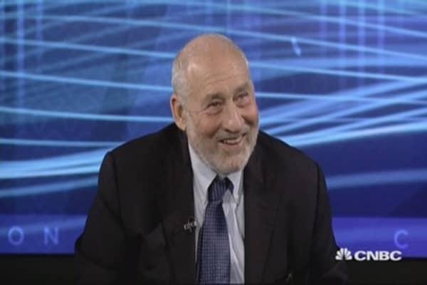 Stiglitz: Trump would be a