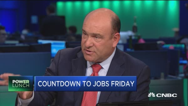 Big jobs Friday preview