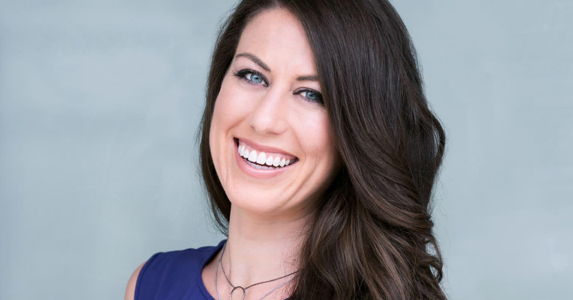 "Jenny Blake, co-creator of Google's Career Guru program and author of ""Pivot"""