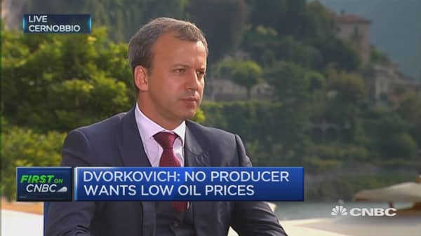 Minsk deal not dead: Russia deputy PM