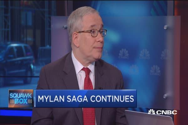 NYC takes Mylan to task