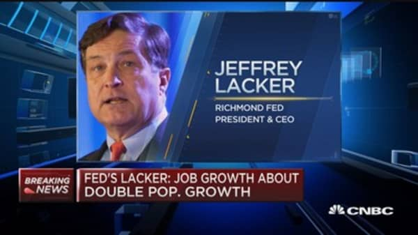 Jobs number weaker than expected, now what?
