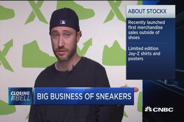 Sneakerhead creates online exchange for resale shoes