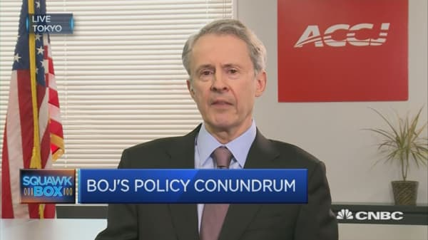 Structural reform key for Japanese growth: Expert