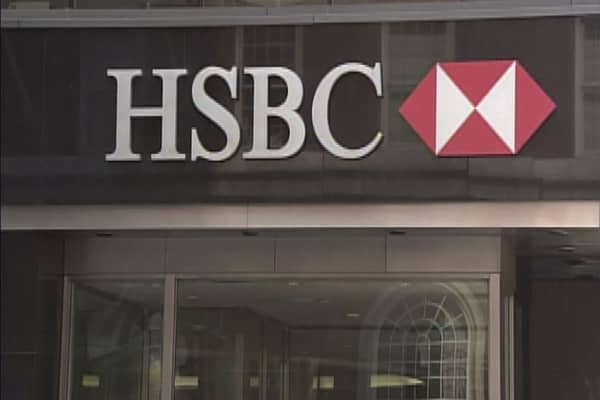 HSBC customers can now open an account with a selfie