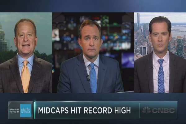 Midcaps hit all-time high