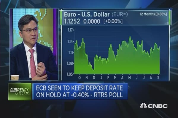 Sterling positive at the moment: Strategist