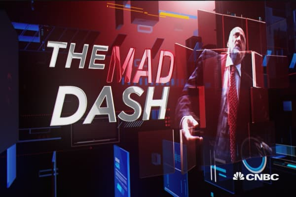 Cramer's Mad Dash: Apache's new discovery