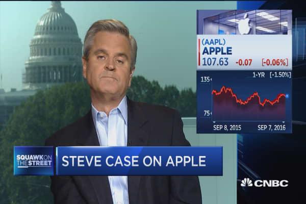 Steve Case on Apple's 'third wave'