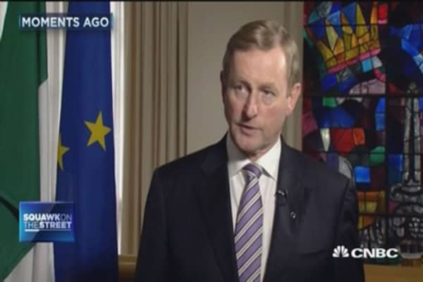 No special treatment for Apple: Ireland PM