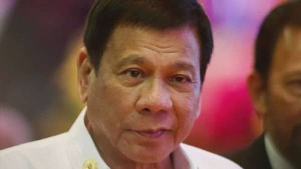 US tells Philippines President to show some respect