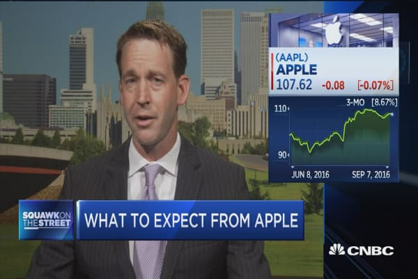 Low expectations for Apple event?