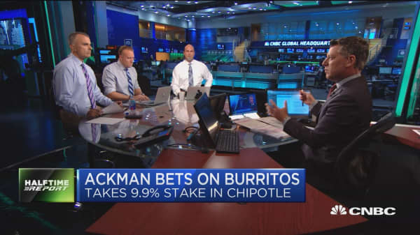 Can Ackman turn Chipotle around?