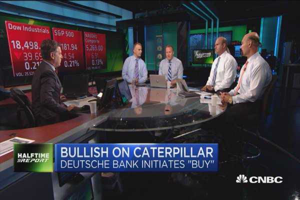 Call of the day: Caterpillar