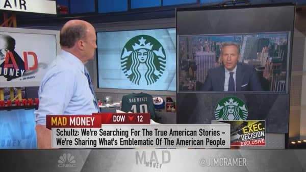 Starbucks' Howard Schultz on why he endorsed Clinton for President