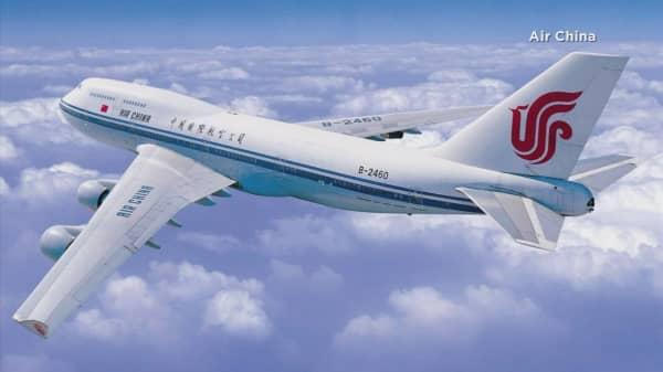 Air China retracts feature, blames 'misinterpretations'