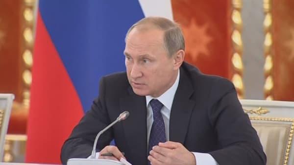 Trump-Putin 'bromance' may be brewing