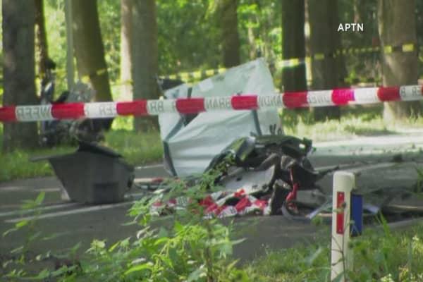 Dutchman dies in Tesla crash