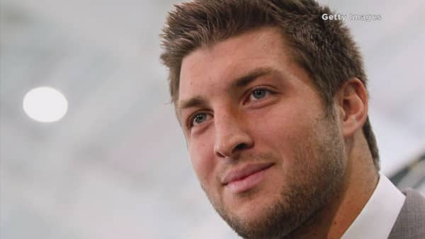 Tim Tebow signs with New York Mets