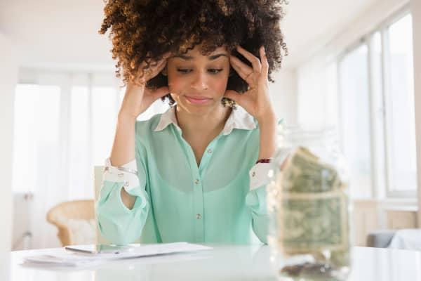 Women must keep finding ways to avoid the 'money FOG'