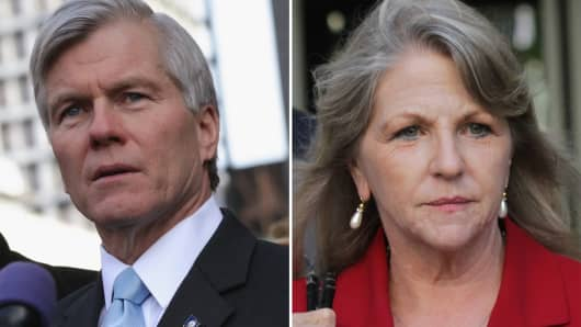 Robert and Maureen McDonnell