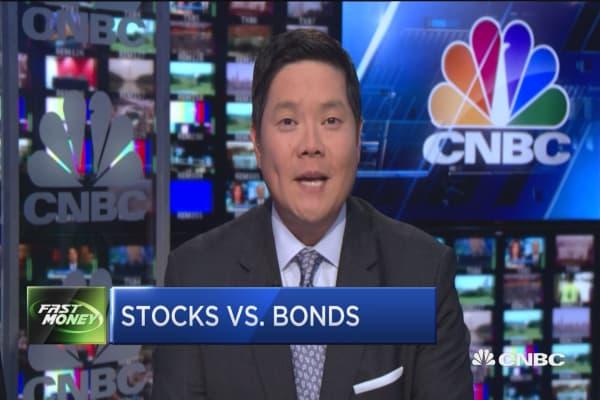 Yield of dreams: Stocks vs. bonds