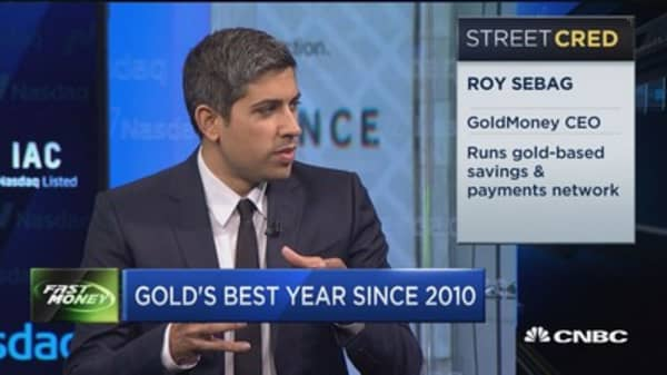 Will gold continue to shine?