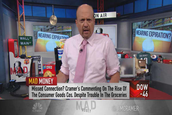 Cramer: Your safety stocks just became very dangerous