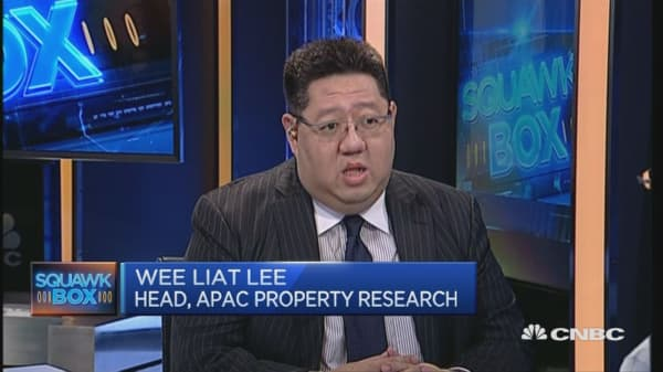 Hong Kong property market on the uptrend: Analyst