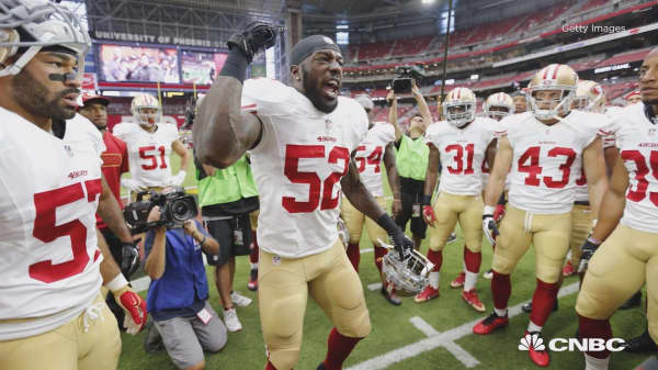 From an NFL star to a techie: Patrick Willis opens up about his new life