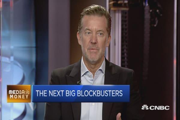 Vue Cinemas is having a record-breaking: CEO
