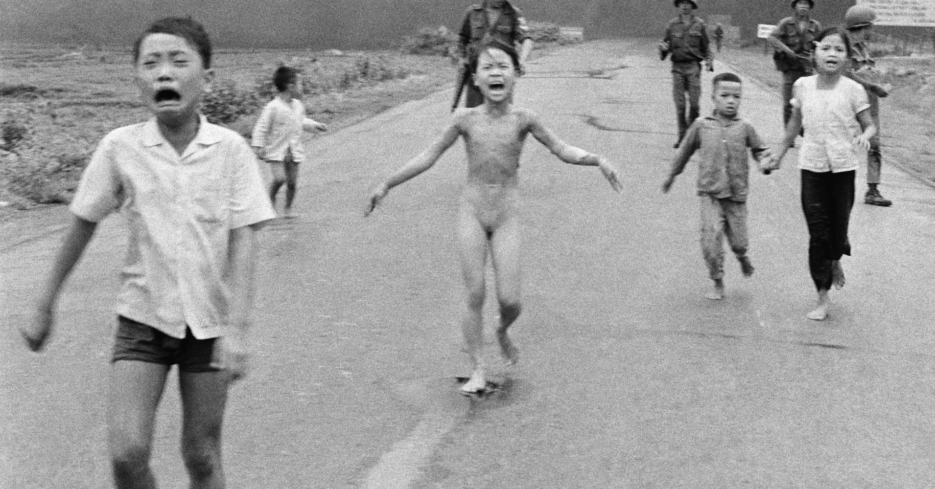 Image result for picture of naked girl war